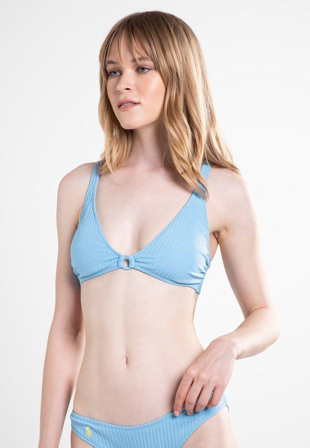 Bikini top - blue crush