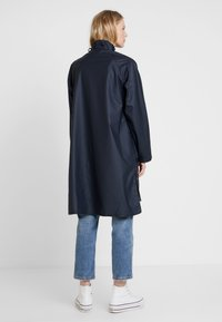 Ilse Jacobsen - TRUE RAINCOAT - Parkatakki - dark indigo - 4