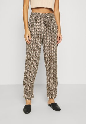 ROKA AMBER PANTS - Broek - grape leaf