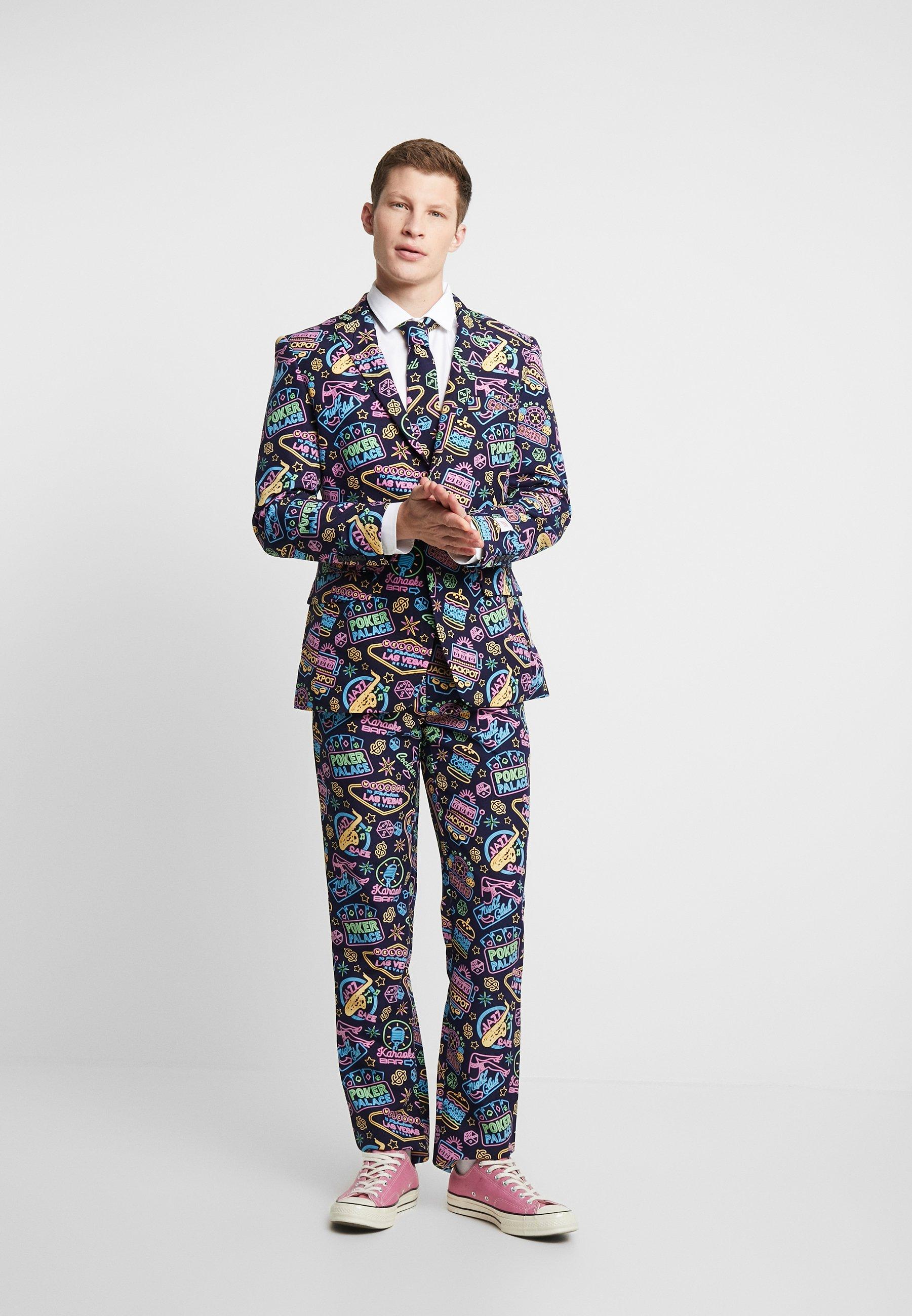 Homme MR VEGAS - Costume