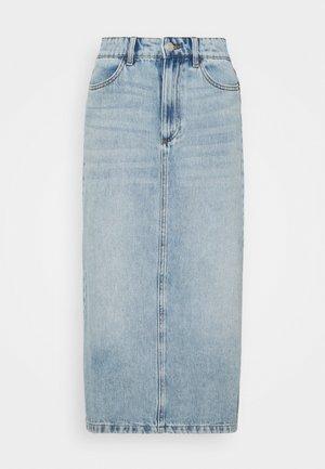 SKIRT DEMI - Pencil skirt - blue