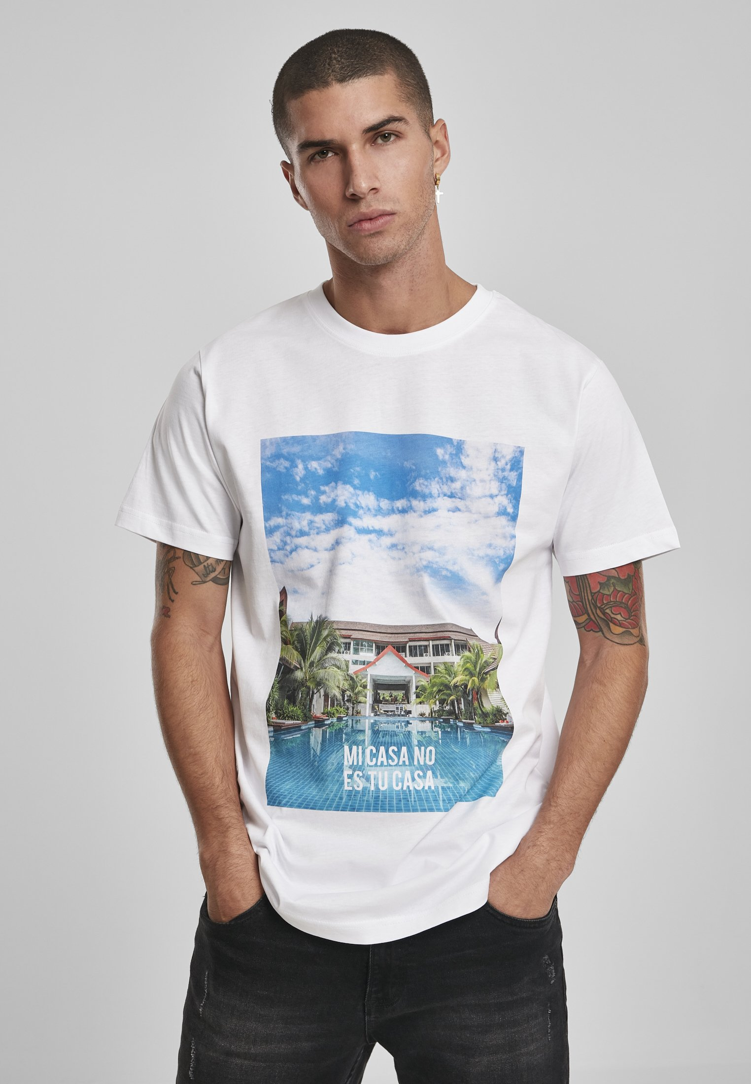 Herren MI CASA NO ES TU CASA  - T-Shirt print