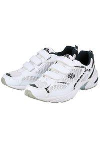 Brütting - Stabilty running shoes - white - 1
