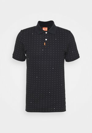 SPACE - Polo shirt - black