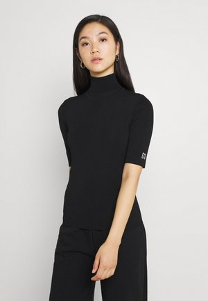 JOLIE TURTLE - Print T-shirt - black