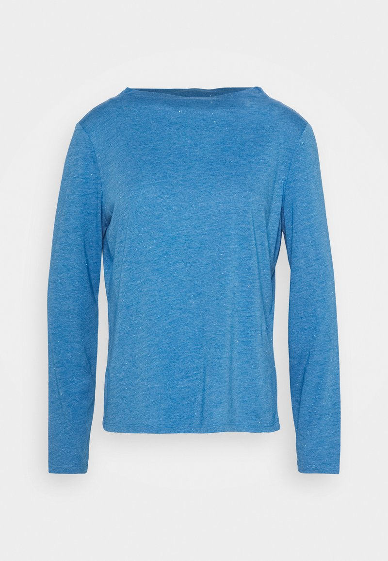 comma casual identity - Long sleeved top - blue