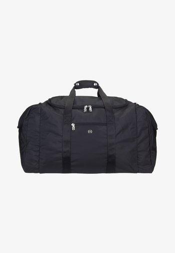 VERBIER LUDO - Weekend bag - black