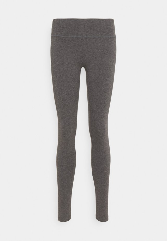 Leggings - Trousers - iron heather