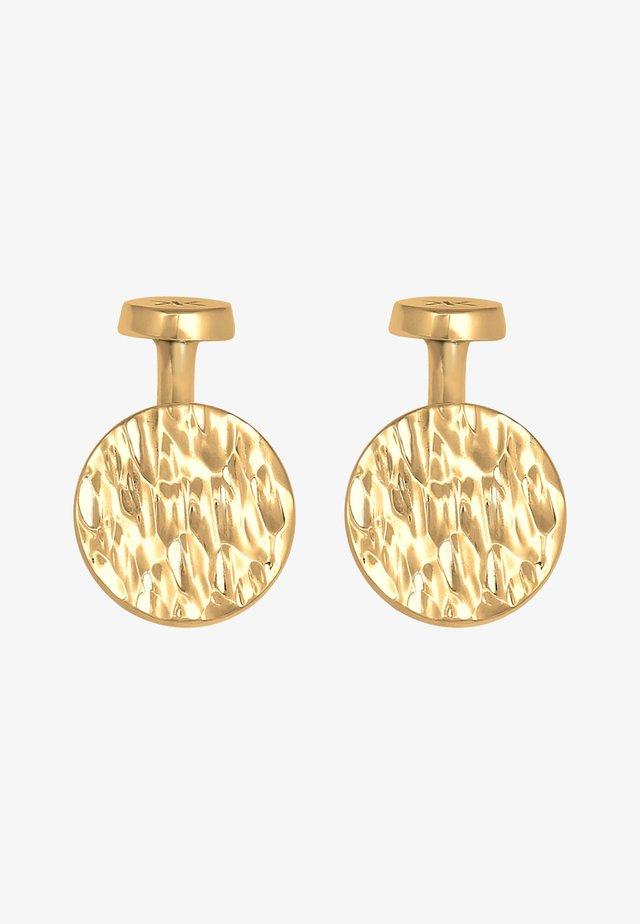 Manchetknoop - gold