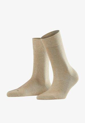 Socks - sand mel.