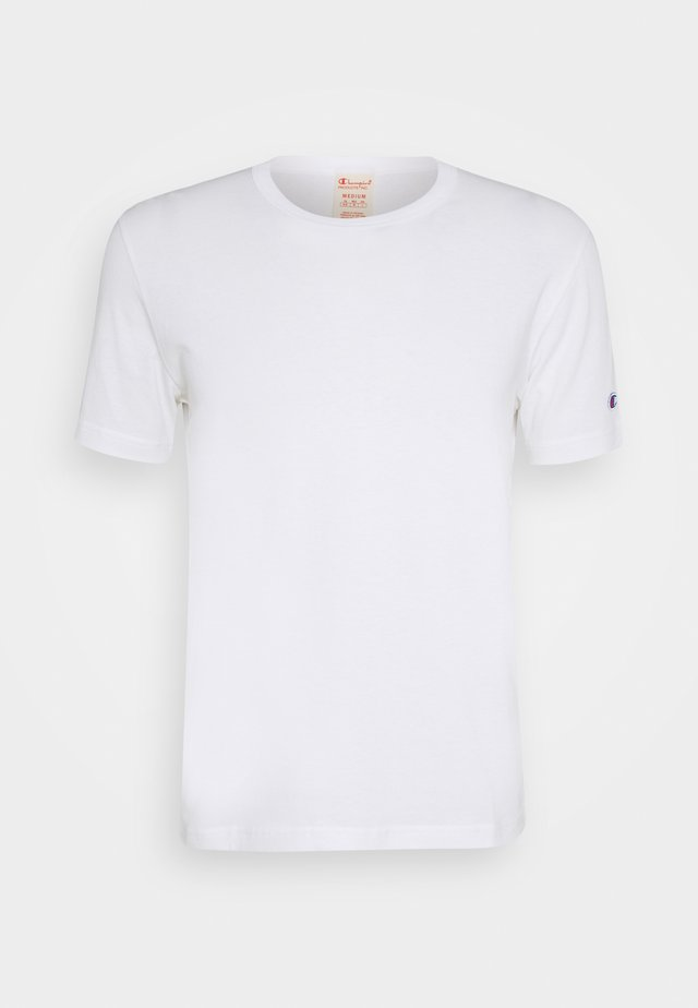 CREWNECK - T-shirt basique - white
