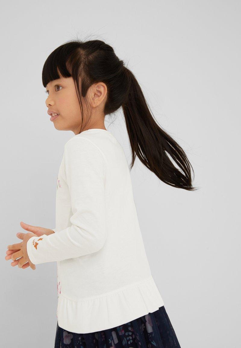 s.Oliver - Long sleeved top - ecru