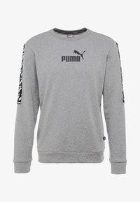 Puma - AMPLIFIED - Felpa - medium grey heather - 4