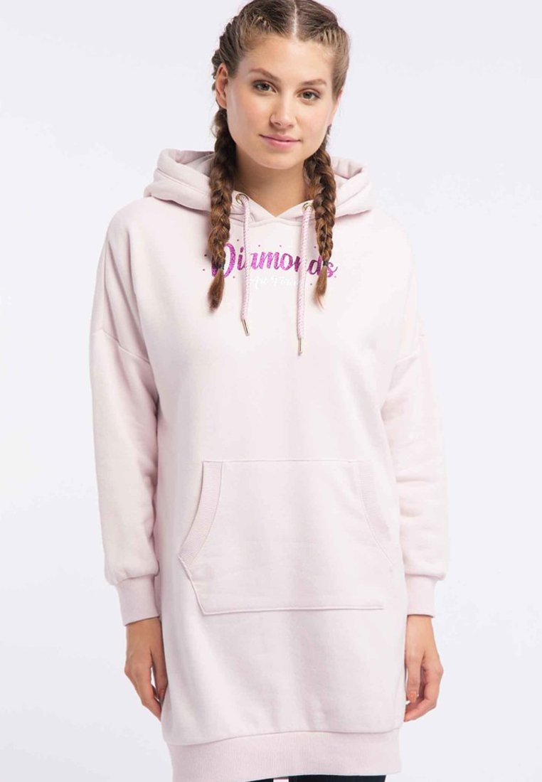 Big Sale Women's Clothing myMo Day dress rosa melange xbx9mzyqr