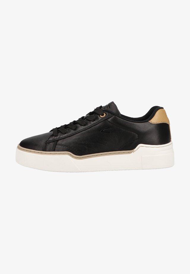 Sneakers laag - black c