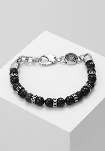 BEADS - Bracelet - schwarz