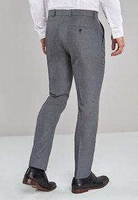 Next - Pantaloni eleganti - grey - 1