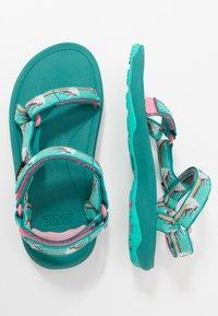 Teva - Chodecké sandály - turquoise - 0