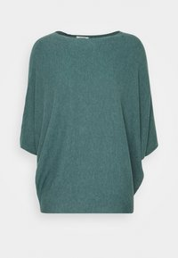JDY - JDYNEW BEHAVE BATSLEEVE - Strickpullover - north atlantic melange - 4