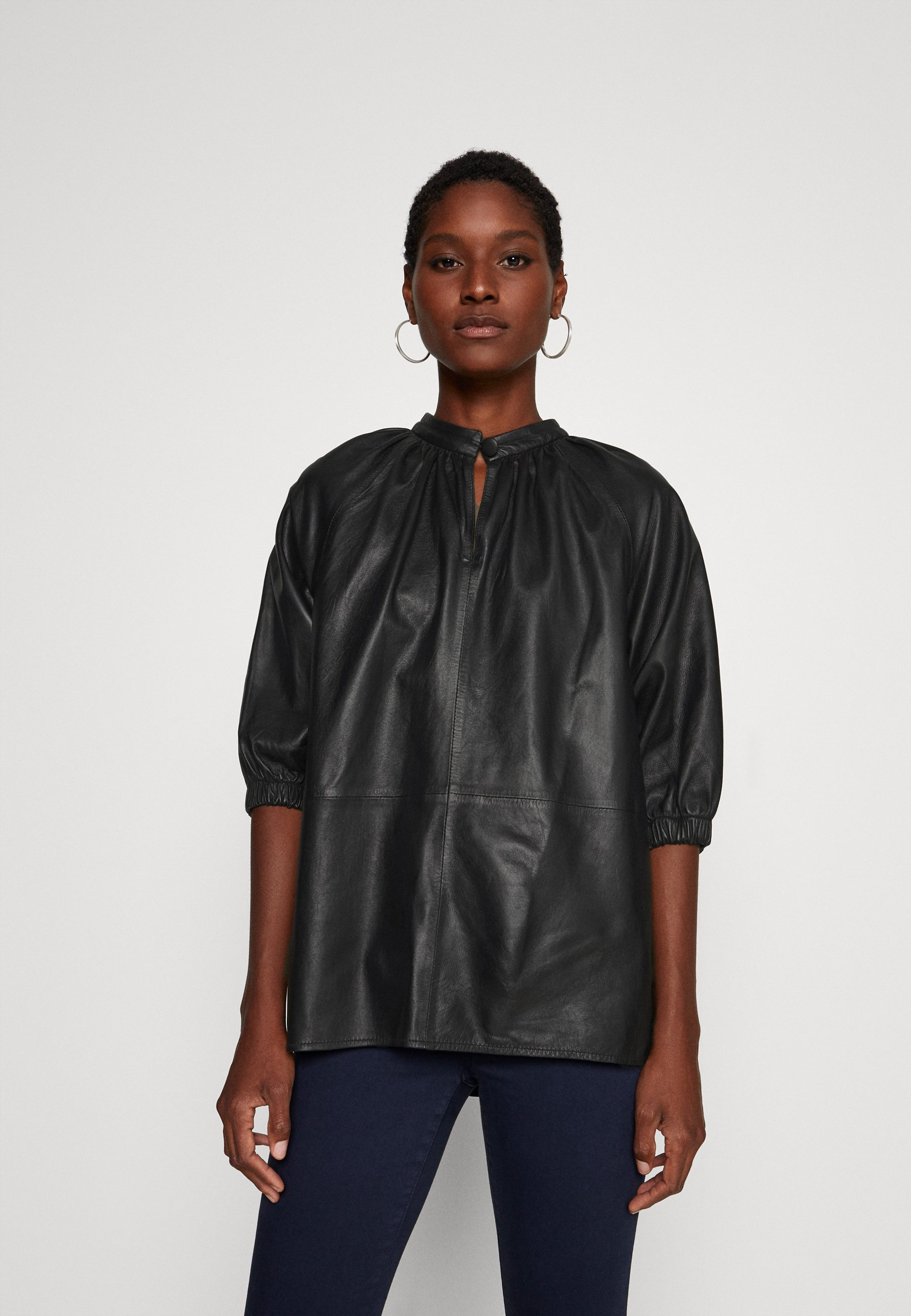 Big Discount Women's Clothing Ibana TANJA Blouse black 8HDSt4b5R