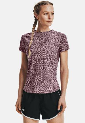SPEED STRIDE  - Print T-shirt - mauve