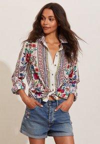 Odd Molly - REBECCA - Button-down blouse - golden porcelain - 3