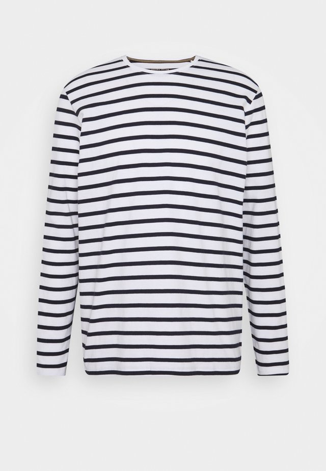 Pitkähihainen paita - white