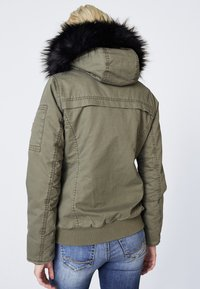 Harlem Soul - GI-GI  - Winter jacket - olive - 2
