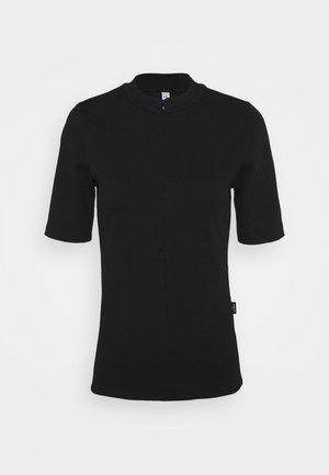 EDEN - Basic T-shirt - black