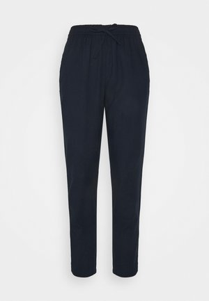 VISILIANA PANTS - Trousers - navy blazer