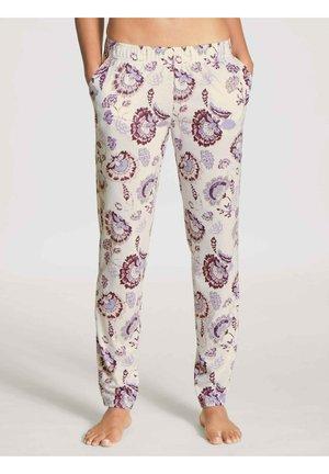 Pyjama bottoms - leisure white