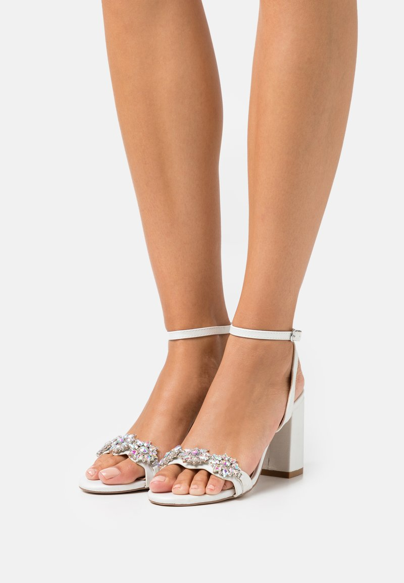 Lulipa London - LARA - Sandals - white