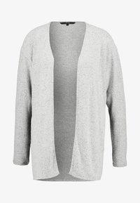 Vero Moda Tall - VMBELINDA CARDIGAN - Pitkähihainen paita - medium grey melange - 4