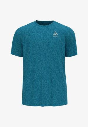RUN EASY - Basic T-shirt - blau