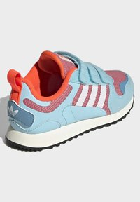 adidas Originals - ZX 700 SHOES - Trainers - pink - 3