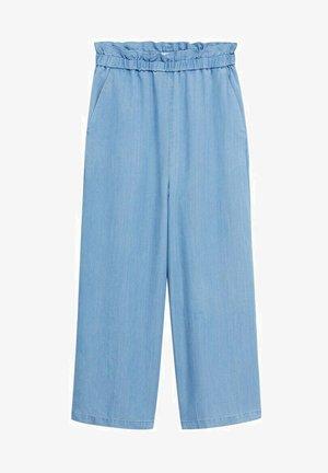 OKA-H - Trousers - azul claro
