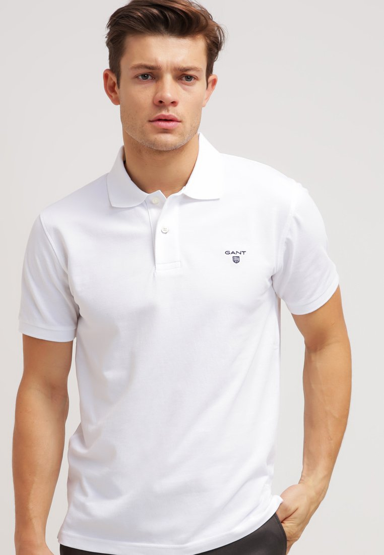 GANT - THE SUMMER - Poloshirts - weiß