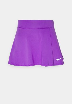 VICTORY FLOUNCY SKIRT - Sports skirt - wild berry/white