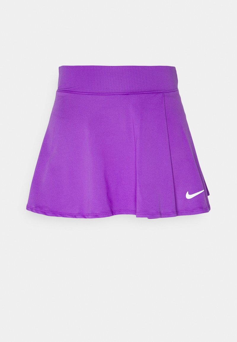 Nike Performance - VICTORY FLOUNCY SKIRT - Sports skirt - wild berry/white