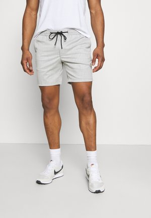 STRIPE - Shorts - grey