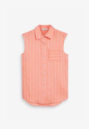 SLEEVELESS SHOULDER PAD - Camisa - orange