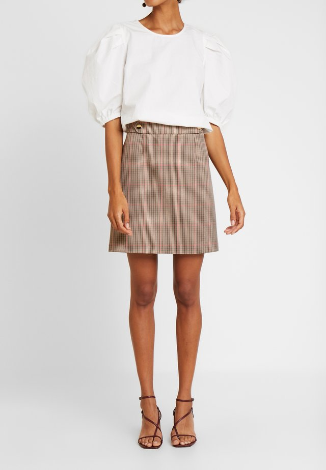 ECARO - Mini skirts  - fantaisie