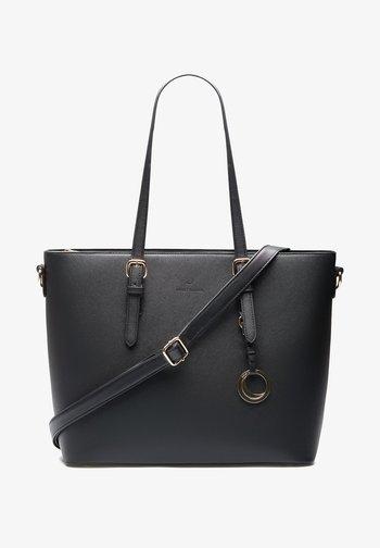 Tote bag - schwarz