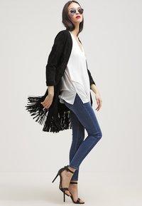 Levi's® - 710 INNOVATION SUPER SKINNY - Jeans Skinny Fit - darling blue - 1