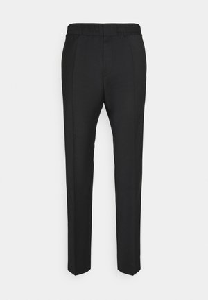 HOWARD - Pantaloni - black