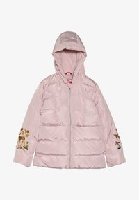 Lemon Beret - SMALL GIRLS JACKET - Winter jacket - english rose - 3