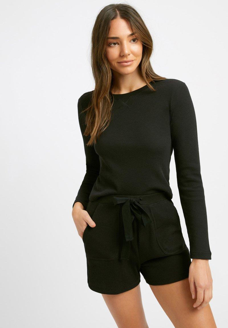 Kookai - Long sleeved top - noir