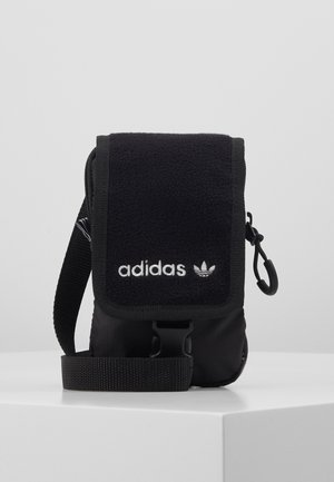 MAP BAG - Torba na ramię - black