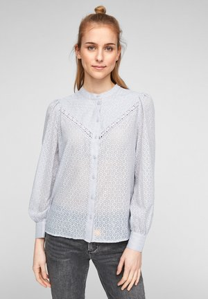 MIT AUSBRENNERMUSTER - Blouse - lilac