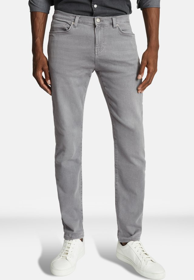 SANDY - Slim fit jeans - grey